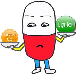 Sử dụng thuốc chống động kinh là việc cân nhắc giữa lợi ích và nguy cơ